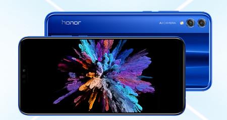 Camera Honor 8x
