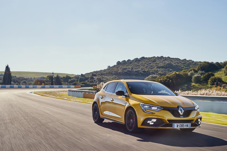 Foto de Renault Mégane R.S. 2018, toma de contacto (17/129)