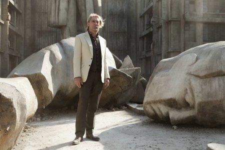 Javier Bardem como Silva, el villano de Skyfall