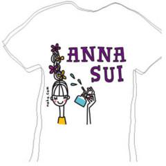 Foto 1 de 5 de la galería camisetas-de-anna-sui en Trendencias