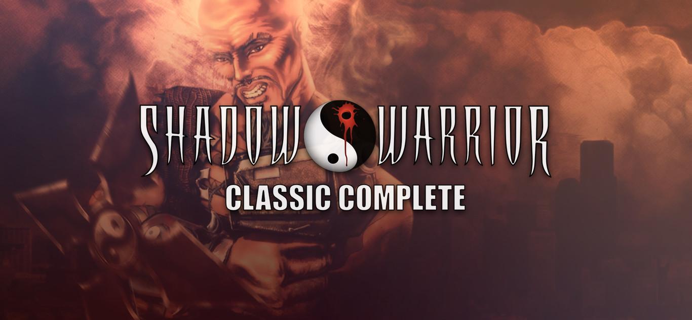 Shadow Warrior Classic Complete se puede descargar gratis en GOG