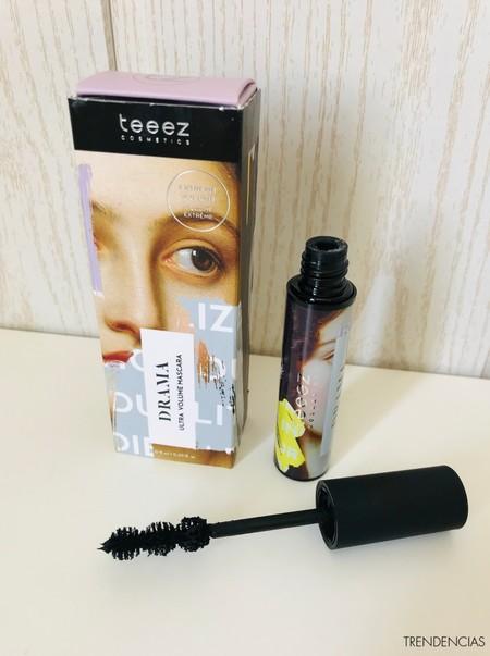 review teeez belleza maquillaje vegano