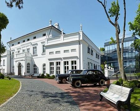 Schloss Hotel Yantarny, el nuevo acierto de Relais&Chateaux