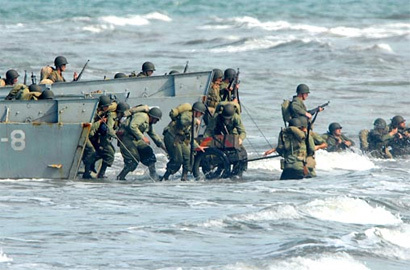 The Pacific, la miniserie sucesora de Band of Brothers en HBO