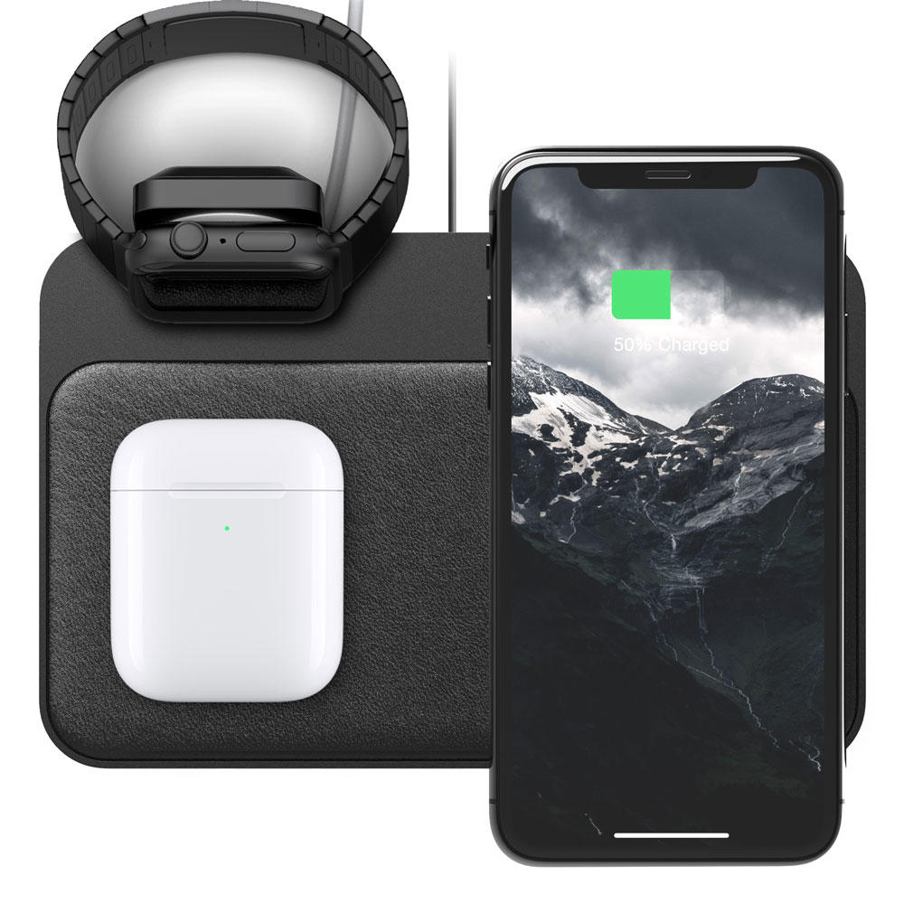 Nomad Base Station Apple Watch Stand Edition