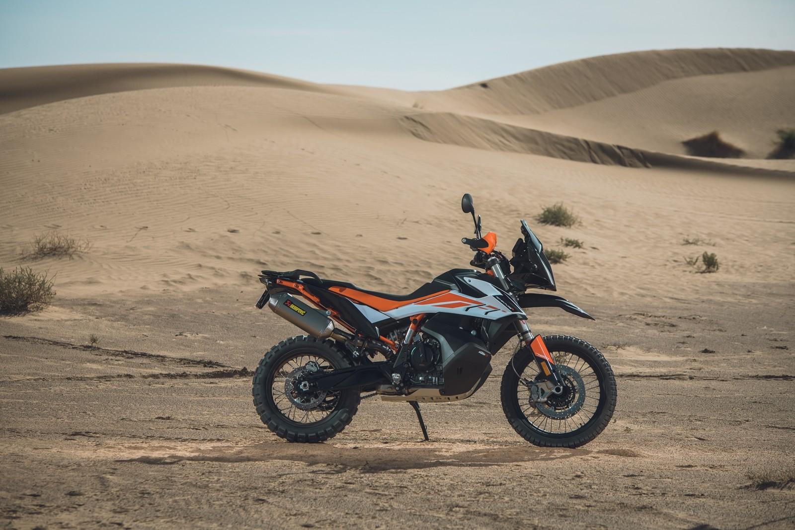 Foto de KTM 790 Adventure 2019, prueba (110/128)