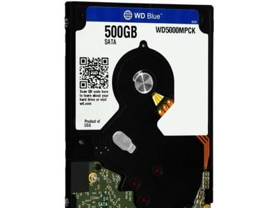 WD Blue, sus 5 milímetros y un nuevo horizonte para los portátiles delgados