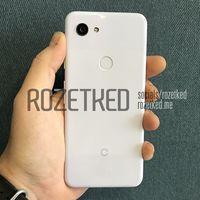 Pixel 3 Lite: aparecen fotografías del que podría ser el menor de los smartphones de Google