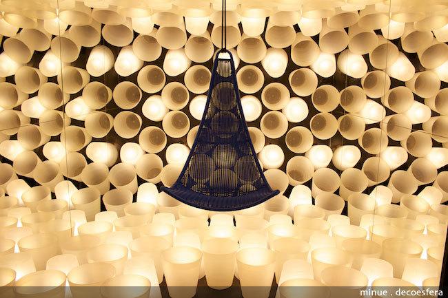 Foto de Ikea al cubo, arte con objetos de decoración (7/10)