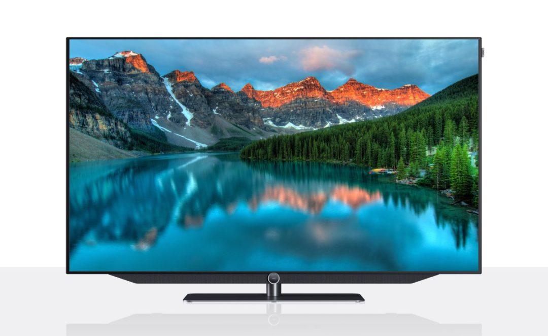 TV OLED 164 cm (65'') Loewe Bild v.65 UHD 4K, HDR, Wi-Fi y Smart TV