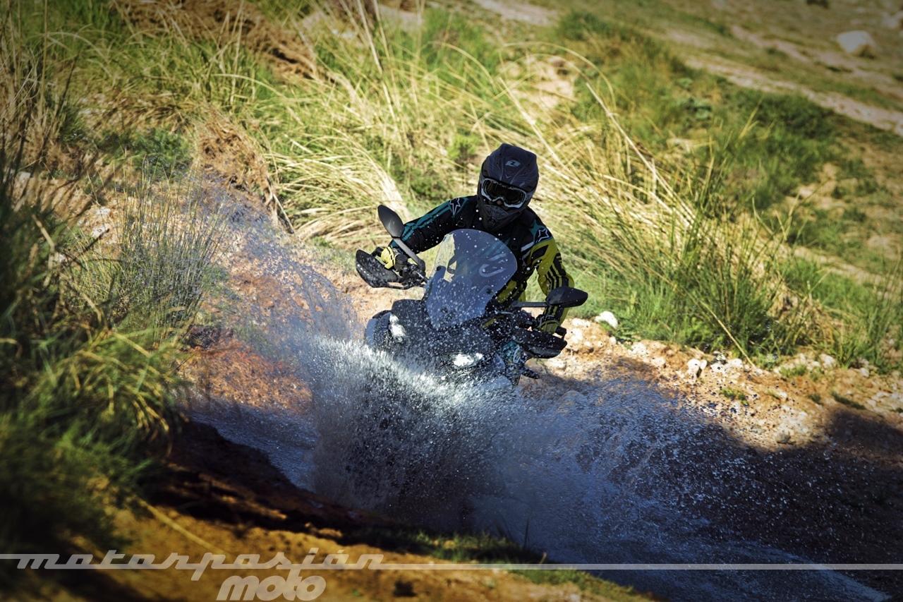 Foto de Ducati Multistrada 1200 Enduro - Acción (33/37)