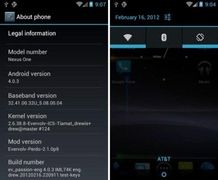 Qualcomm podría facilitar la llegada de Android 4.0 Ice Cream Sandwich a terminales antiguos