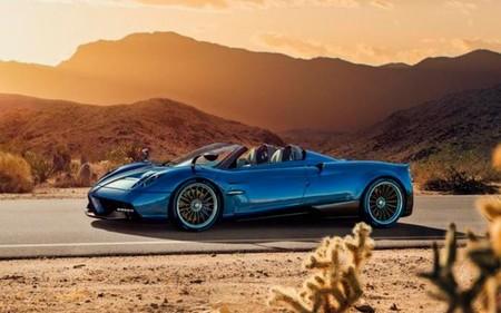 Pagani Huayra Roadster, el dios del viento abre el techo y nos presenta su mejor versión hasta la fecha