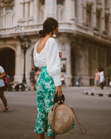 Nueve bolsos de rafia con los que completar tus estilismos más bohemios y folks de este verano