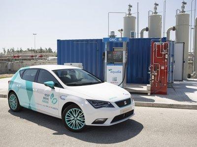 Abierto un nuevo punto de respostaje de biogás para modelos a GNC en Jerez de la Frontera gracias a SEAT