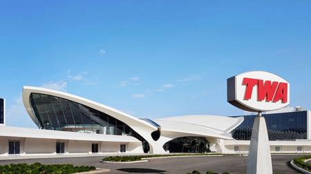 TWA Hotel, un viaje por la época de oro de la aviación de los años cincuenta en el corazón del aeropuerto JFK de Nueva York
