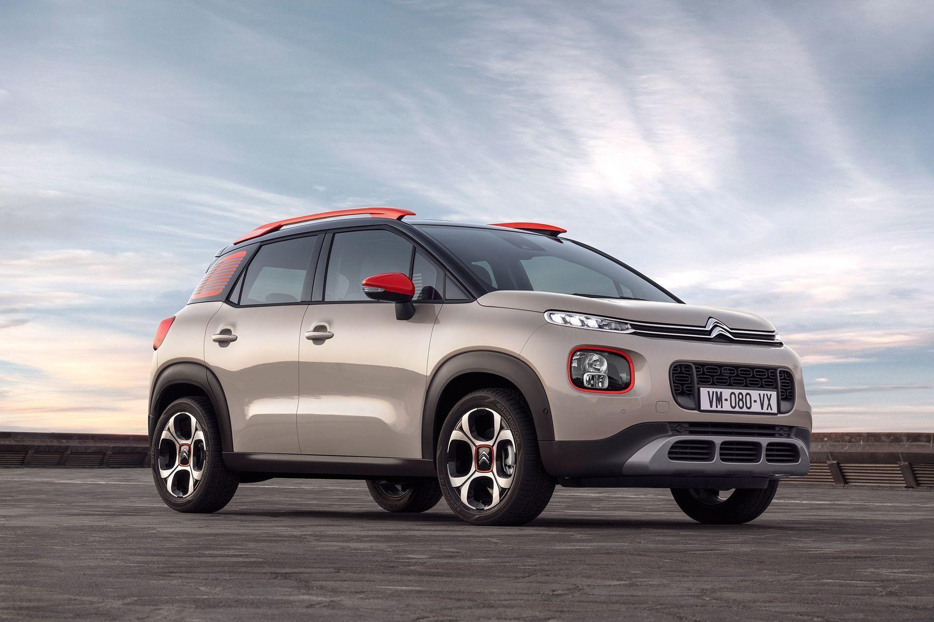 Foto de Citroën C3 Aircross (1/11)
