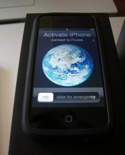 Comienzan a aparecer los trucos para activar y liberar el iPhone