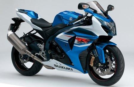 Suzuki GSX-R1000 2012 sin demasiados cambios