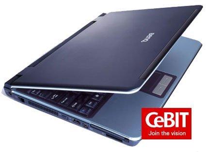 CeBIT 2006: nuevos portátiles Benq Centrino Duo con DVB-T