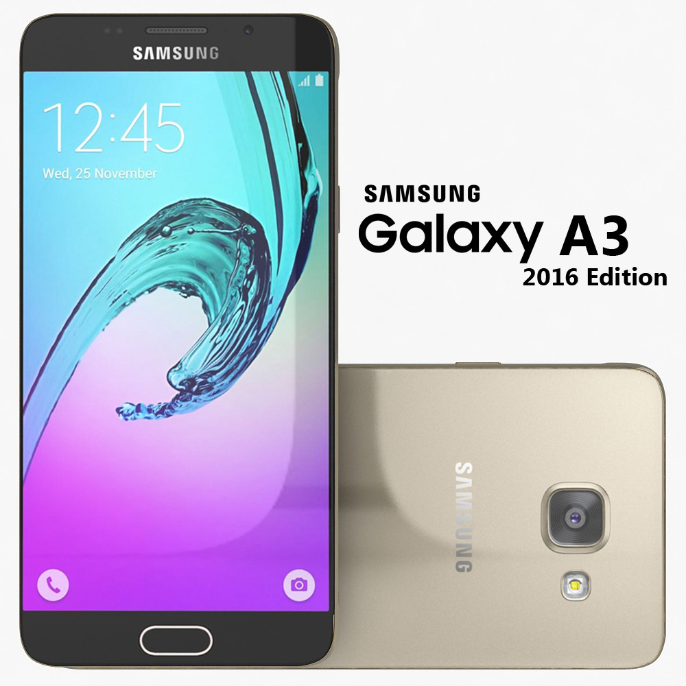 samsung galaxy a3 2016 por 169 euros y env o gratis en ebay. Black Bedroom Furniture Sets. Home Design Ideas