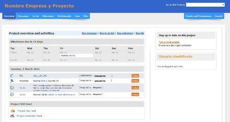 iManageProject, gestión de proyectos en modelo SaaS