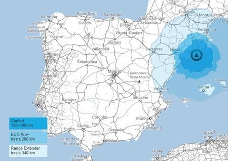 BMW i3 desde Barcelona