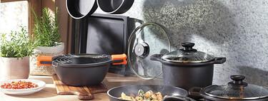 El Corte Inglés nos da la oportunidad de renovar el menaje de cocina gracias a sus descuentos en las mejores marcas