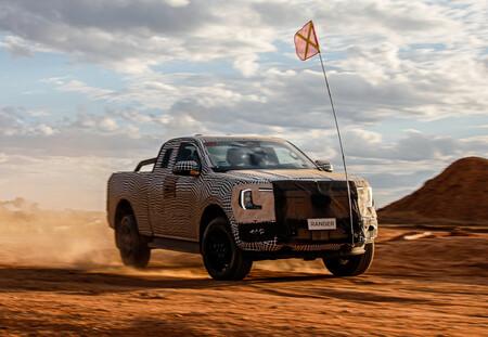Ford Ranger 2022: primer video teaser