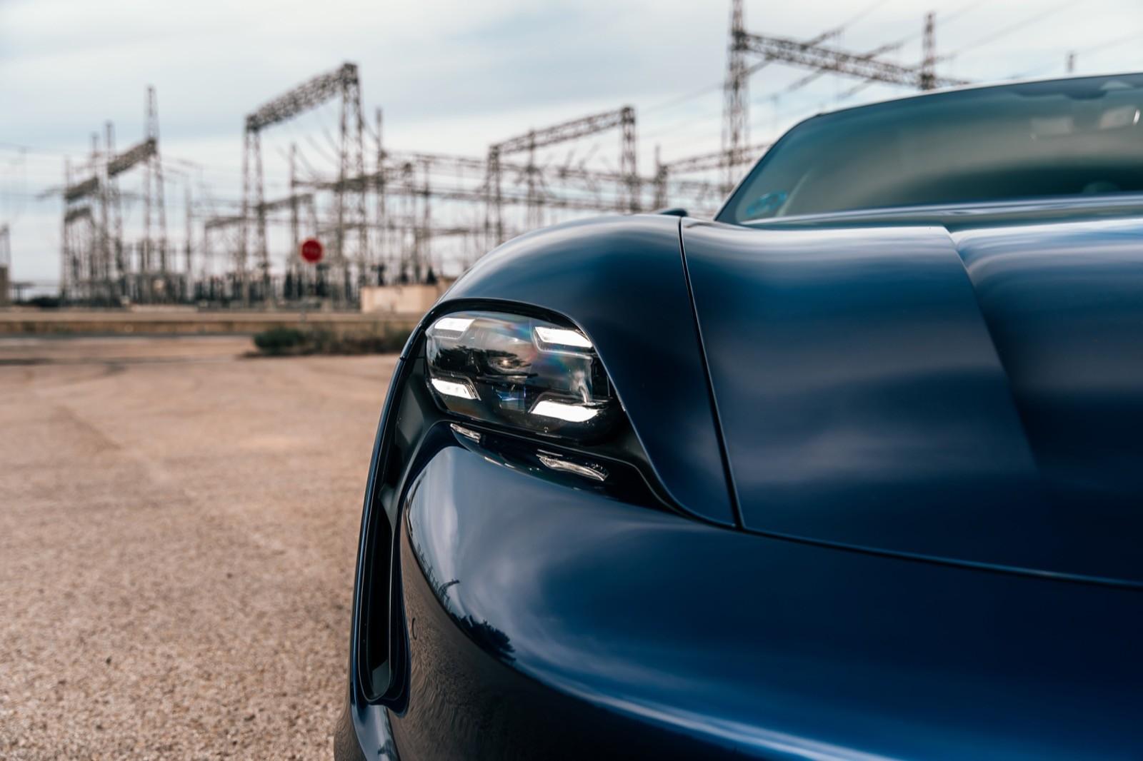 Foto de Porsche Taycan Turbo S (prueba) (26/31)