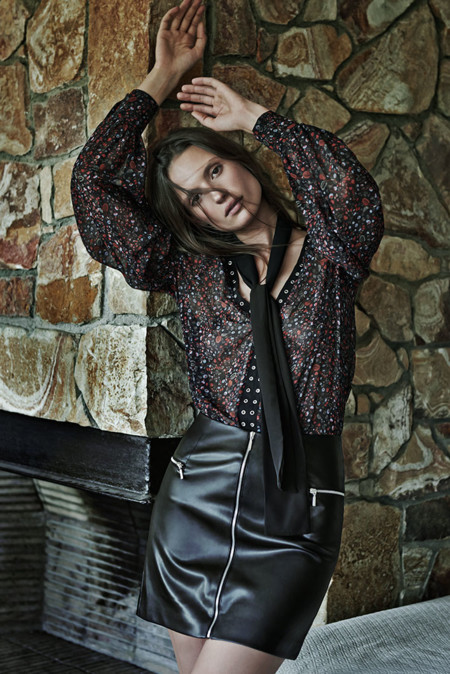 My name is Cate, el catálogo más  grunge del otoño 2015 es de  Stradivarius