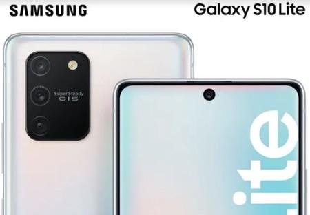 Filtran el diseño del Samsung Galaxy S10 Lite en su primera imagen promocional