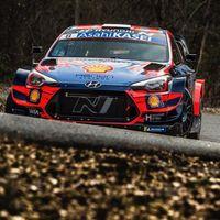 ¡Espeluznante! El campeón Ott Tänak sale ileso de un terrible accidente en el estreno del WRC en Montecarlo