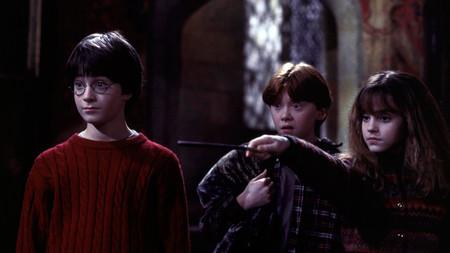 peliculas ver en la vida Harry Potter y la piedra filosofal