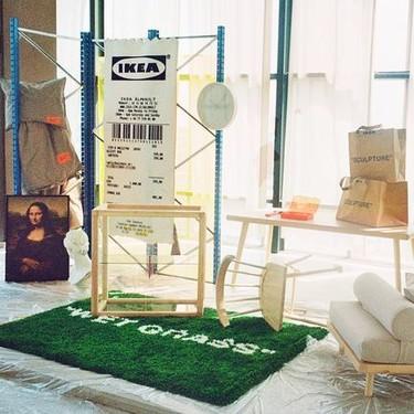 La nueva colección de Ikea la firma el director creativo de Louis Vuitton y es una pasada que convierte en iconos los objetos más ordinarios
