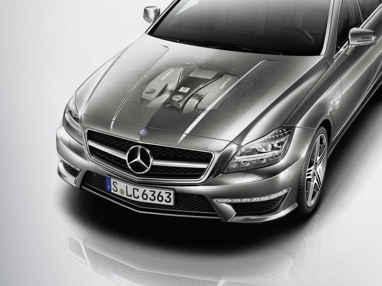 Foto de Mercedes CLS 63 AMG 2011 (8/30)