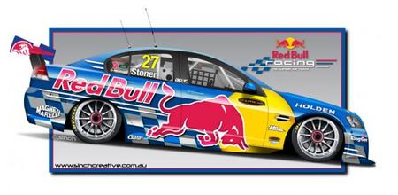Red Bull también se apunta a las V8 Supercars