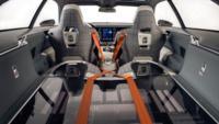 Volvo también tiene su panel táctil con interfaz de tablet