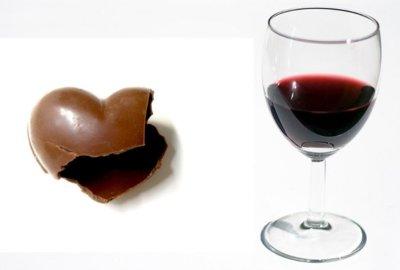 Vino tinto y chocolate: dos placeres que merecen ser rescatados en San Valentín