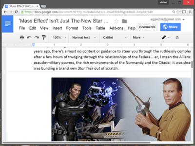 Google Docs, Sheets y Slides ya soportan imágenes CMYK y TIFF