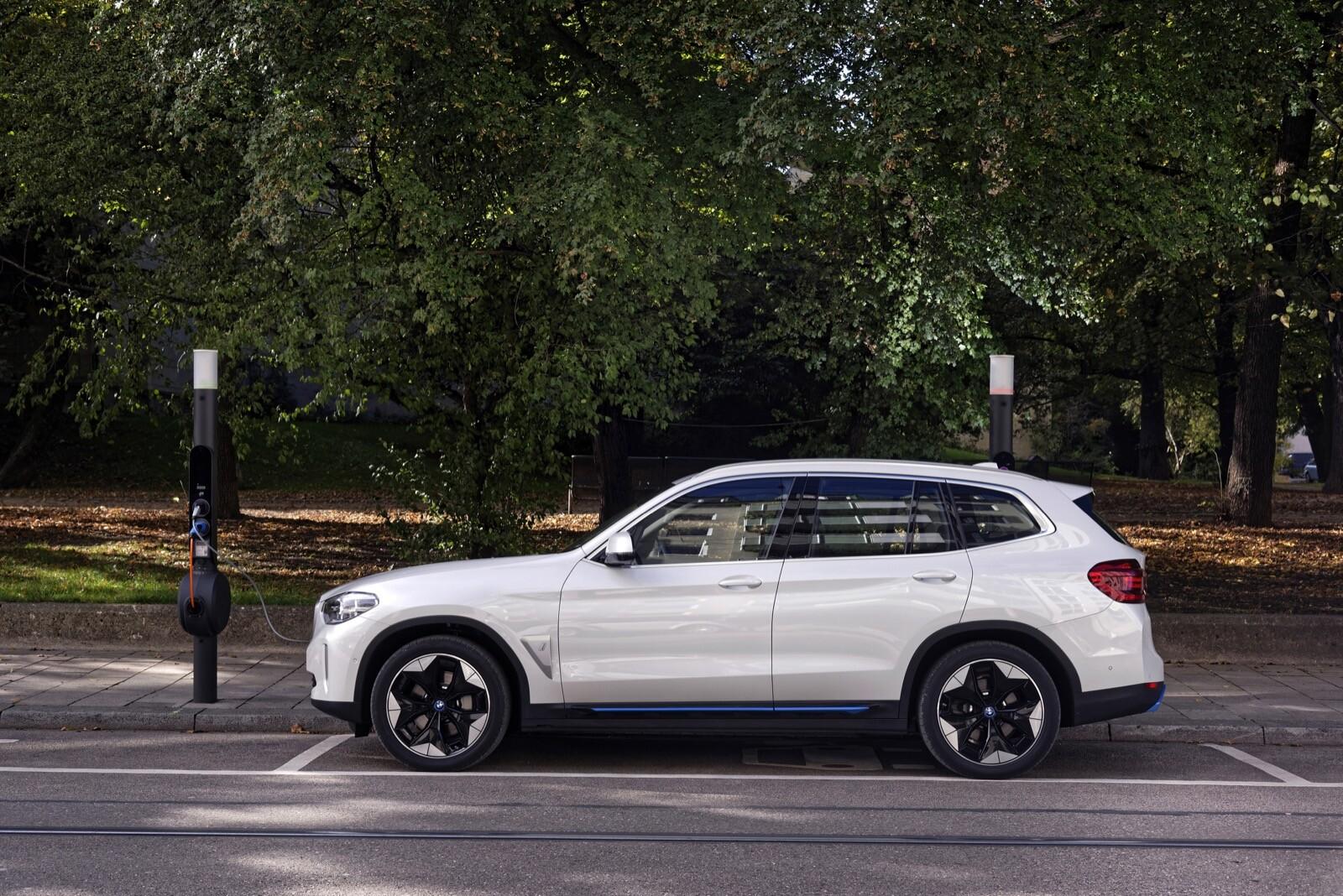 Foto de BMW iX3 (prueba) (53/65)