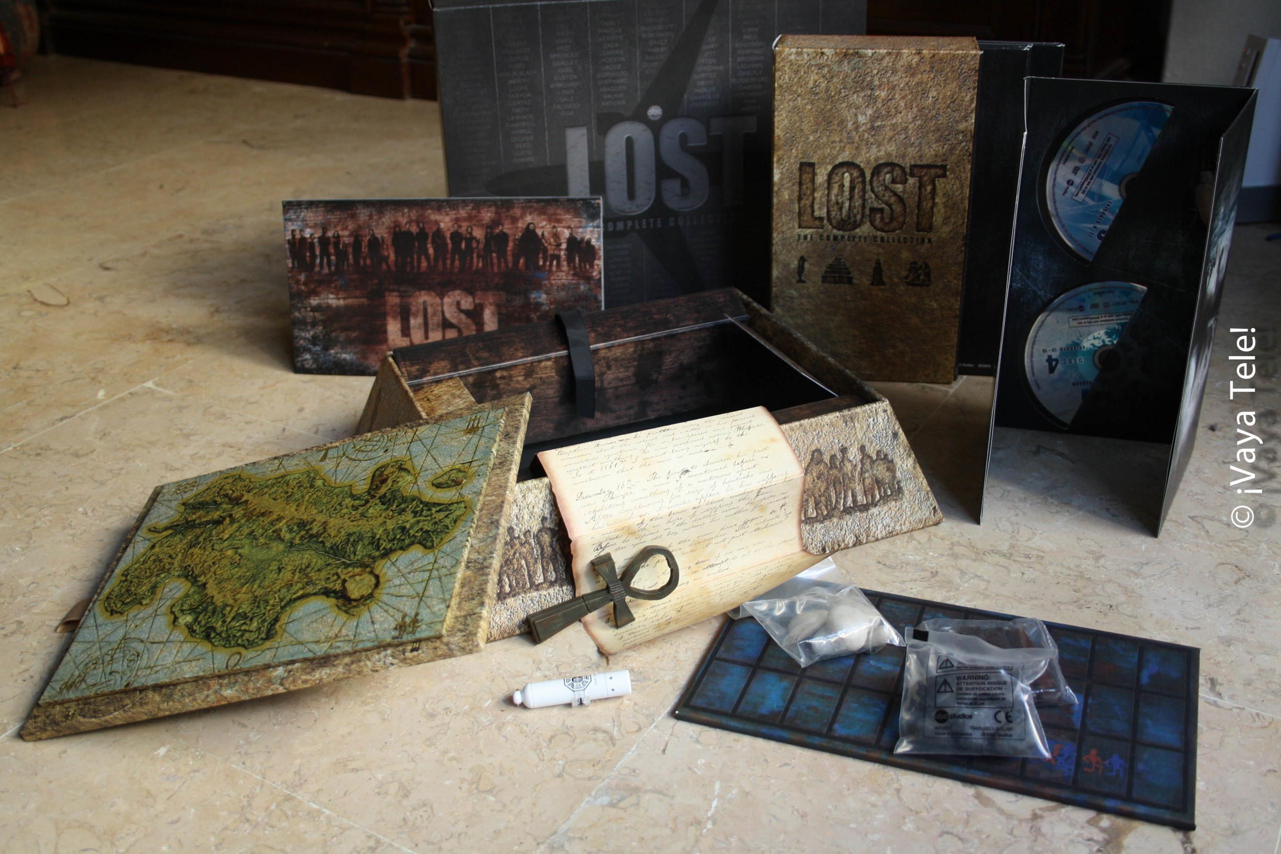 Colección Completa Lost