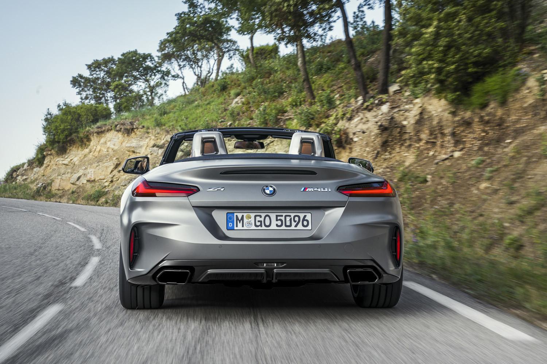 Foto de BMW Z4 (36/56)