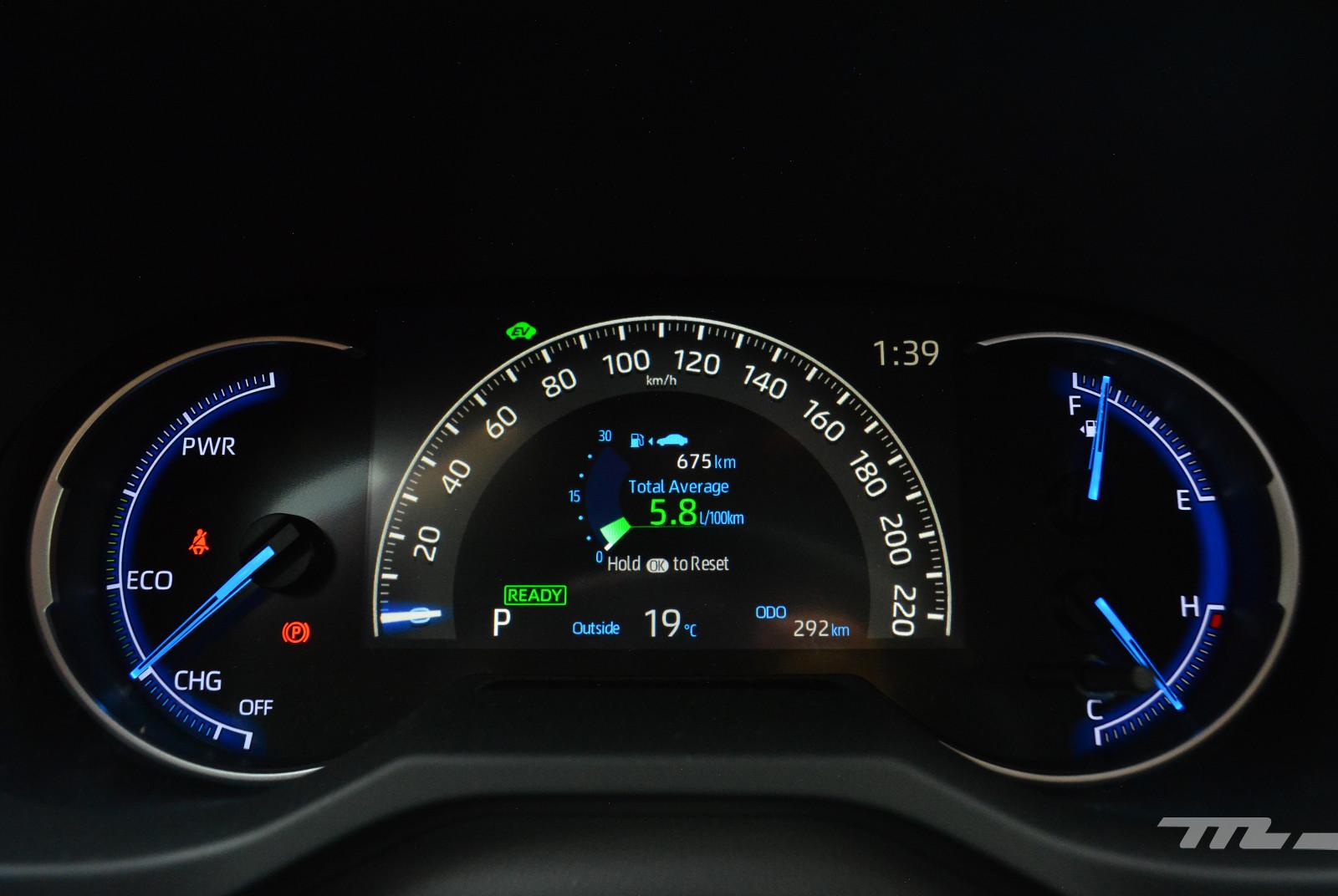 Foto de Toyota RAV4 Hybrid (prueba) (16/21)