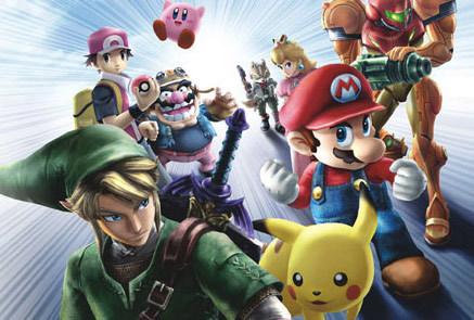 Nintendo ficha al guionista de 'Final Fantasy VII' para 'Super Smash Bros. Brawl'