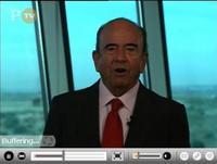 Emilio Botín nos da los secretos del éxito de su banco