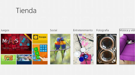 Windows Store supera las 20.000 aplicaciones