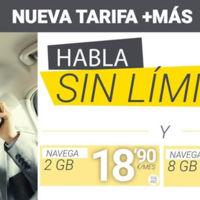Los 8 GB con llamadas ilimitadas bajan a 26.90 euros gracias a MÁSMÓVIL