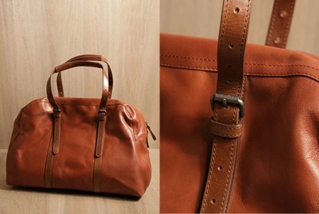 La nueva bolsa de viaje de Dries Van Noten