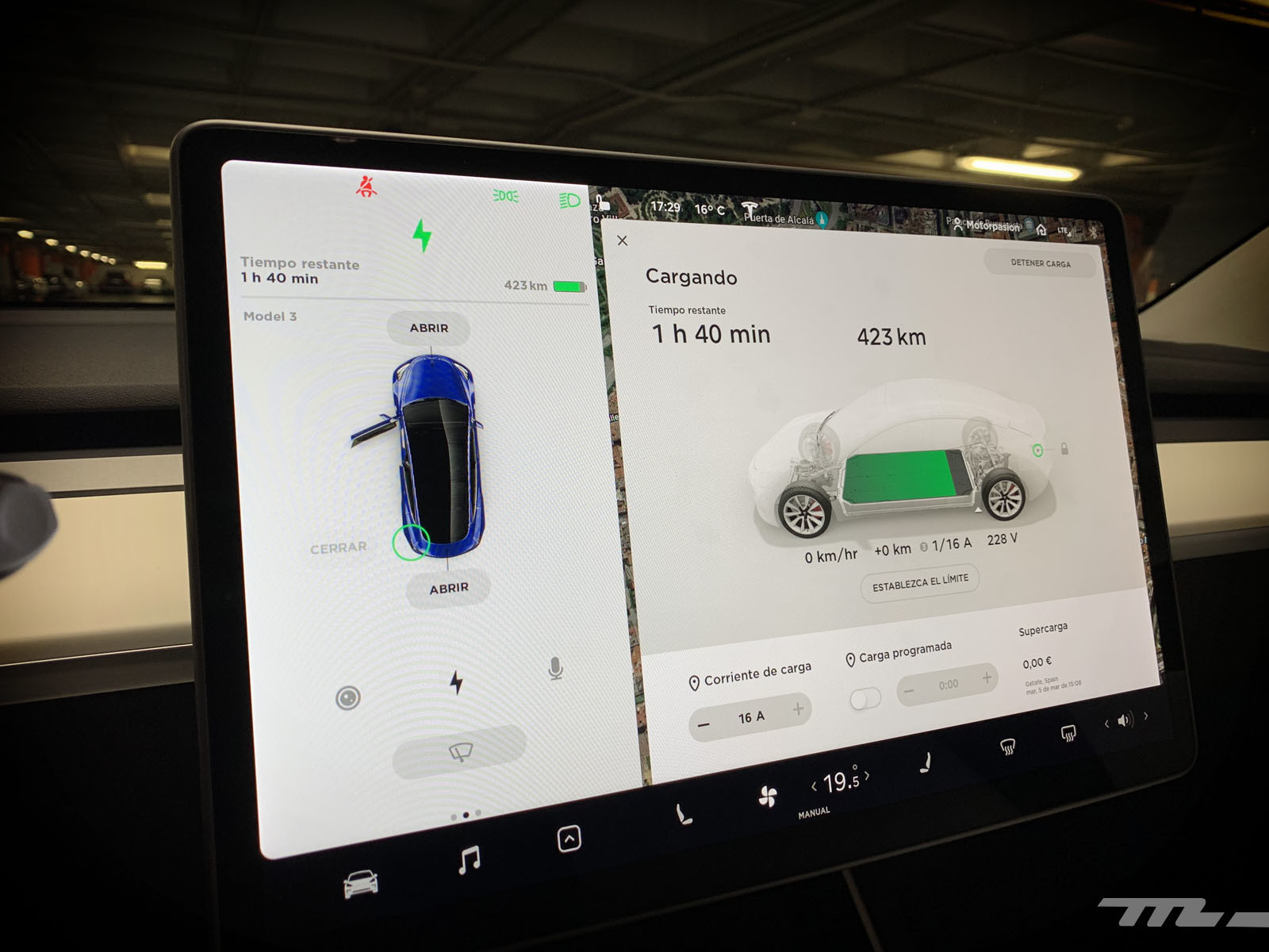 Foto de Tesla Model 3 Performance (prueba) (1/54)